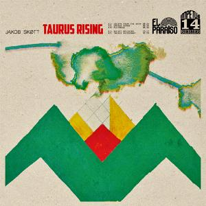 Jakob SkØtt - Taurus Rising CD (album) cover