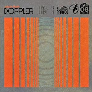 Jakob SkØtt - Doppler CD (album) cover