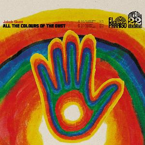 Jakob SkØtt - All The Colours Of The Dust CD (album) cover