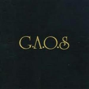 G.a.o.s. G.a.o.s. CD album cover