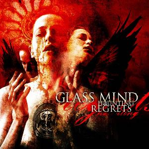 Glass Mind - Haunting Regrets CD (album) cover