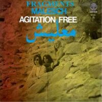 Agitation Free - Fragments & Malesch CD (album) cover