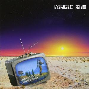 MAGIC BUS - Transmission From Sogmore's Garden CD album cover