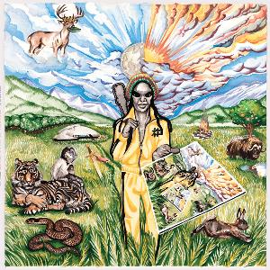 Guardian Alien - See The World Given To A One Love Entity CD (album) cover
