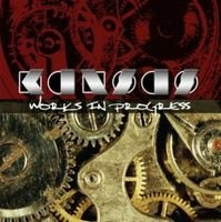 Kansas - Works In Progress CD (album) cover