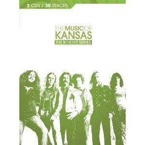 Kansas - The Music Of Kansas CD (album) cover