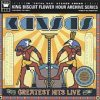 Kansas - Greatest Hits Live CD (album) cover