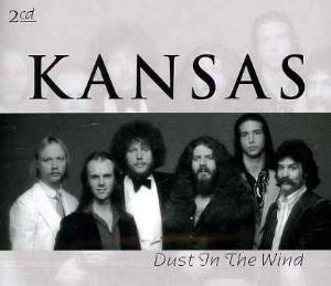 Kansas - Dust In The Wind CD (album) cover
