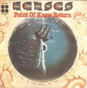 Kansas - Point Of Know Return CD (album) cover