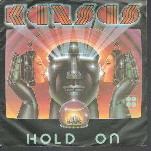 Kansas - Hold On CD (album) cover