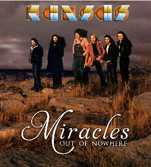 Kansas - Miracles Out Of Nowhere DVD (album) cover