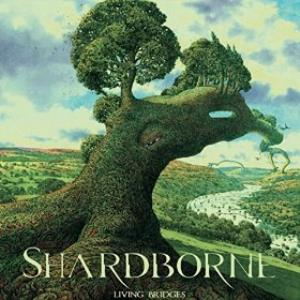 Shardborne - Living Bridges CD (album) cover