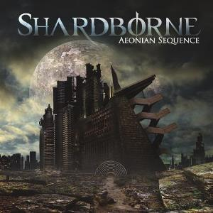 Shardborne - Aeonian Sequence CD (album) cover