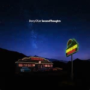 Davy O'list - Second Thoughts CD (album) cover