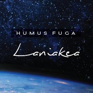 HUMUS FUGA - Lanieka CD album cover
