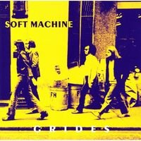 Soft Machine - Grides CD (album) cover