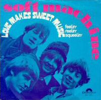 Soft Machine - Love Makes Sweet Music CD (album) cover