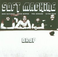 Soft Machine - Drop CD (album) cover