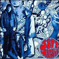 Soft Machine - Soft Machine CD (album) cover
