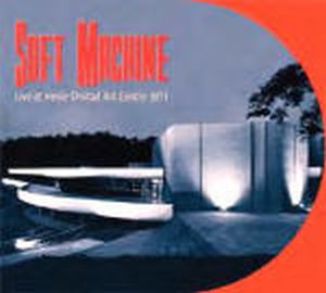 Soft Machine - Live At Henie Onstad Art Centre CD (album) cover