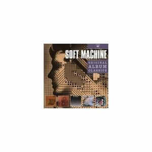 Soft Machine - Original Album Classics CD (album) cover