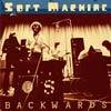 SOFT MACHINE - Backwards CD album cover