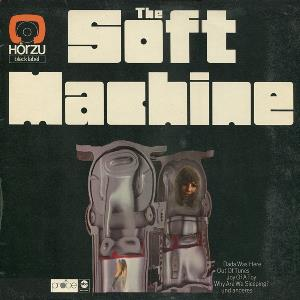 Soft Machine - The Soft Machine (compilation) CD (album) cover