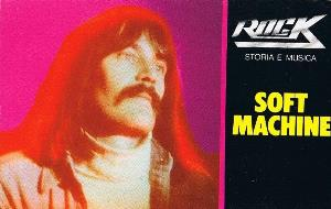 Soft Machine - Rock Storia E Musica: Soft Machine CD (album) cover