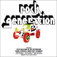 Soft Machine - Rock Generation Volume 8 CD (album) cover