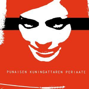 Punaisen Kuningattaren Periaate - Promo 2007 CD (album) cover