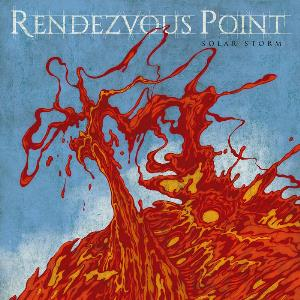RENDEZVOUS POINT - Solar System CD album cover