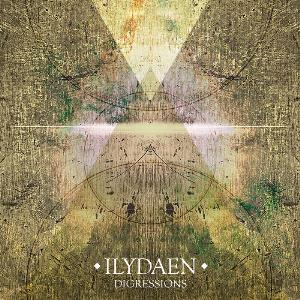 Ilydaen - Digressions CD (album) cover