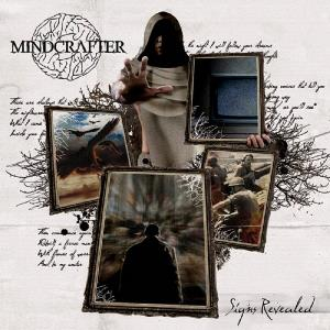 Mindcrafter - Signs Revealed CD (album) cover