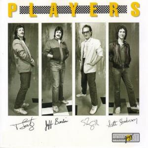 Players - Players CD (album) cover