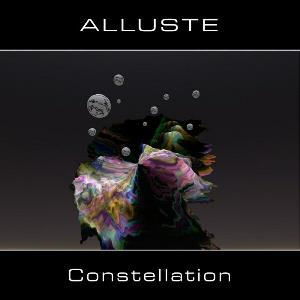 Alluste - Constellation CD (album) cover