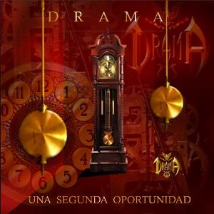 Drama (ur) - Una Segunda Oportunidad CD (album) cover